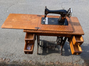 Singer Sewing Machine Desk