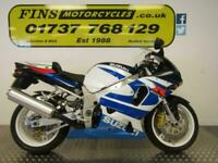 2000 Suzuki GSX-R 750Y Blue/white, Good original condition, MOT, Warranty