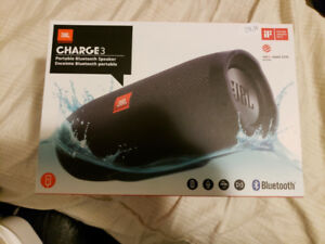 Jbl charge 3 bluetooth speakers