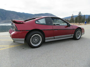 1987 Pontiac Fiero GT Coupe (2 door)-Reduced!