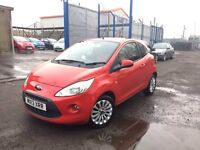 FORD KA ZETEC, 1.3 DIESEL, 2013, **TOP SPEC**£20 TAX**NEW M.O.T, LOVELY CAR, BARGAIN!!