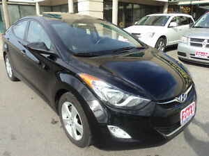 2011 Hyundai Elantra GLS/1 Owner/Accident free Sedan