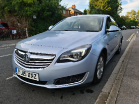 2015 Vauxhall Insignia Desing 2.0 Cdti Eco SS, FSH, Cambelt and Clutch
