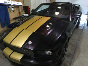 2007 Ford Shelby Mustang GT H (hertz) Convertible  RARE CAR