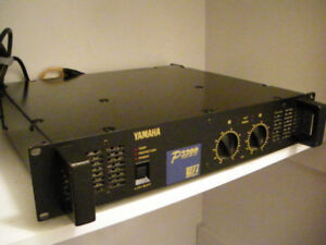 YAMAHA POWER AMP P3200 designed for PA speakers
