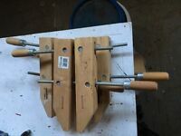 """Wood Clamps 12"""""""