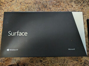 For Sale - Windows RT Surface Tablet