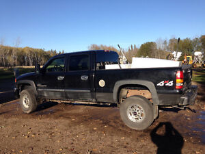 2007 GMC 2500HD Diesel Fully Loaded