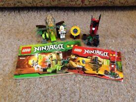 Lego Ninjago Sets x2