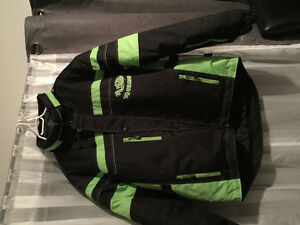 Men's snowmobile jacket and pants