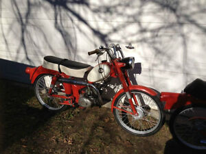 1965 Harley M50 collectable, excellent condition 97%