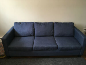 New Couch for sale, barely used