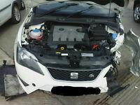 Seat Leon FR MK3 2.0 TDI Breaking White 3 DOOR