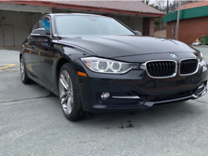 2013 BMW 3 Series 4dr Sdn 328i xDrive AWD
