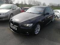 BMW 320i M Sport Coupe Black Leather Idrive