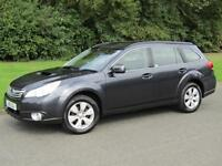 2011 Subaru Outback 2.0D S AWD Manual 6 Speed Diesel Estate 4x4