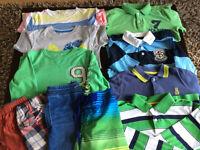 Vêtements pour garçon -6-7-8 ans