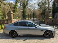 66 PLATE BMW 530d M SPORT DIESEL AUTO 45,590 MILES SAT NAV XENONS M PERFORMANCE
