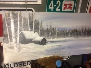 Painting by Esa original
