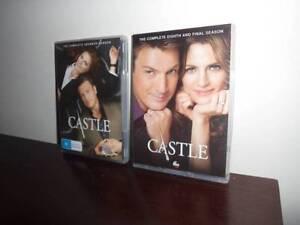 CASTLE SEASONS 7 & 8 DVD'S---$13 EACH Wynn Vale Tea Tree Gully Area Preview
