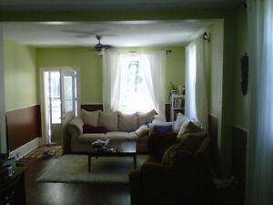 Ikea Curtains and rods and interior doors Cambridge Kitchener Area image 1