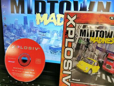 Lenovo L Series Core i5 Windows XP Retro Gaming Laptop - Midtown Madness Edition
