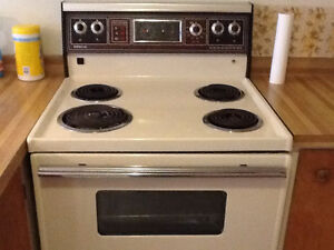 Working stove/oven
