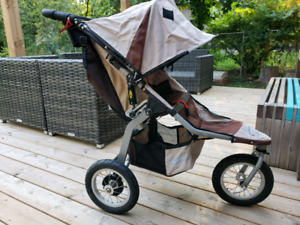 2010 Bob Revolution stroller