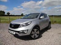 2014/14 KIA Sportage 1.7 CRDi 3 5dr (Idle, Stop and Go)