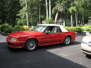 1989 Ford Mustang GT Cobra Convertible