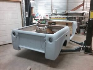 excellent refurbished 1961 Scout tub