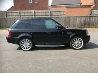 Range Rover Sport 2.7TD V6 auto 2005MY HSE