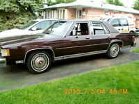 1984 Mercury Grand Marquis LS Sedan