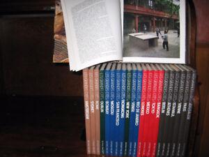 Encyclopédie (les Grandes cités) en 22 volumes.  450 923-5810