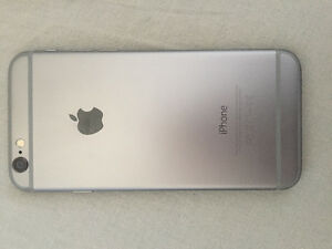 iPhone 6 Space Gray 16gb mint