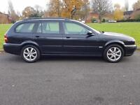 Jaguar X-TYPE 2.0D 2006MY Sport + DIESEL + MANUAL + ESTATE
