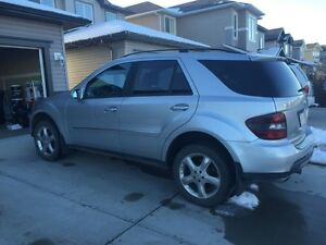 2006 mercedes ml 350 mint condition