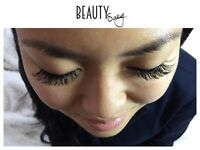Eyelashes Extensions. Volume&Classic.