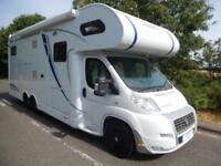 Dethleffs Advantage A-7871 Rear Garage 6 Berth Rear Fixed Bed Motorhome For Sale