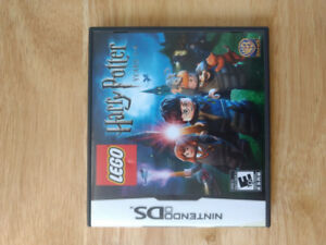 Lego Harry Potter Game (Years 1 -4)  for NINTENDO DS/3DS