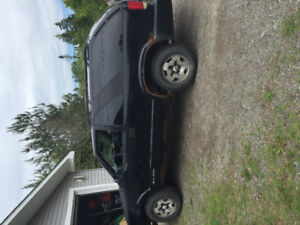 2005 Chevy blazer 2 door standard