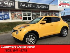 2015 Nissan Juke SL  AWD, NAV, LEATHER, ROOF, CAMERA, HS, BT