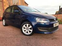 *2010 NEW MODEL*VW POLO 1.2 SE 5DR WITH ONLY 33K WITH FSH 2 KEYS*