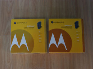 Two Rogers Motorolla SurfBoard Internet Cable Modem Both for $15