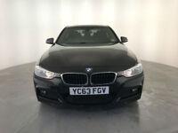 2013 63 BMW 320D XDRIVE M SPORT DIESEL 4WD 184 BHP SERVICE HISTORY FINANCE PX