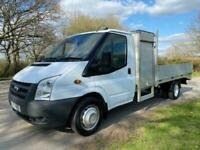 2010 Ford Transit mower mover/beavertail/dropside mower mover bevertail dropside