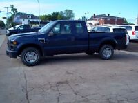 2008 Ford F-250 XL,  Ext-Cab-- Short Box-- 2WD St # 912