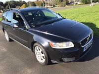 VOLVO V50 2.0 Diesel estate ( 2010 years ) very good condition