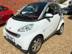 image for 2010 smart fortwo coupe PASSION 2-Door Auto Coupe Petrol Automatic