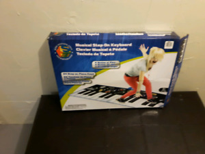 New Keyboard mat musical piano for sale for $10